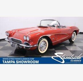 1961 Chevrolet Corvette Convertible for sale 101346672