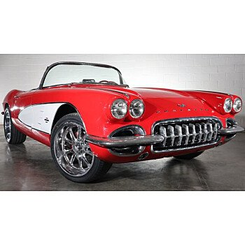 1961 Chevrolet Corvette for sale 101350349