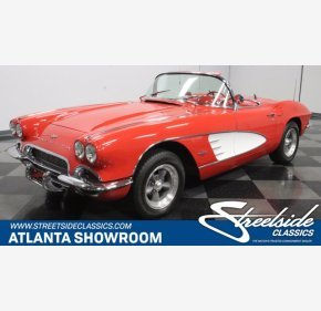 1961 Chevrolet Corvette Convertible for sale 101375285