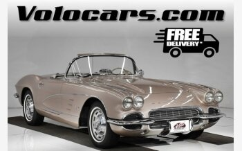1961 Chevrolet Corvette for sale 101386191
