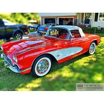 1961 Chevrolet Corvette for sale 101388167