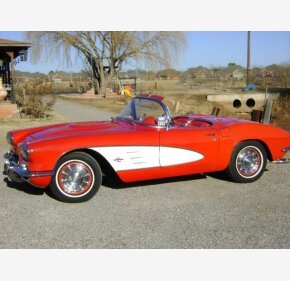 1961 Chevrolet Corvette Convertible for sale 101392276