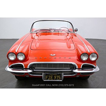 1961 Chevrolet Corvette for sale 101407392