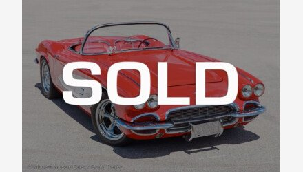 1961 Chevrolet Corvette for sale 101455358
