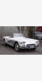 1961 Chevrolet Corvette for sale 101458163