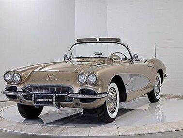 1961 Chevrolet Corvette for sale 101548045