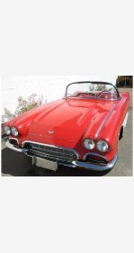 1961 Chevrolet Corvette for sale 101100753