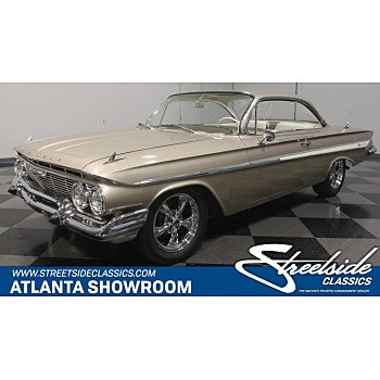 1961 Chevrolet Impala for sale 100975726