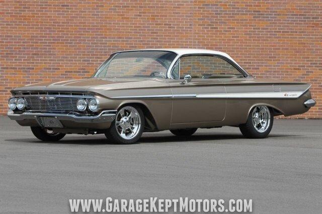 1961 Chevrolet Impala Classics For Sale Classics On Autotrader
