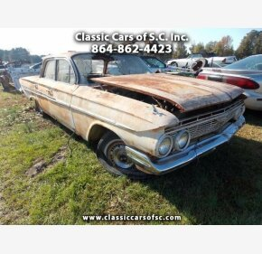 1961 Chevrolet Impala for sale 101017308