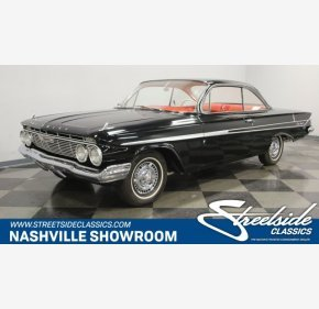 1961 Chevrolet Impala for sale 101034099