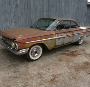 1961 Chevrolet Impala for sale 101104211