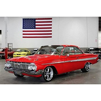 1961 Chevrolet Impala for sale 101207991
