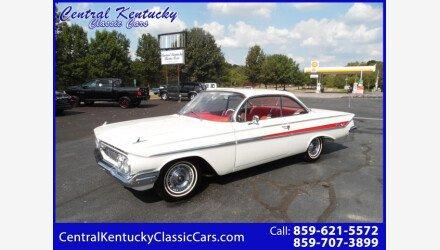 1961 Chevrolet Impala for sale 101213306
