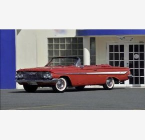 1961 Chevrolet Impala for sale 101241645