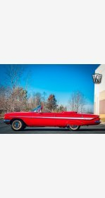 1961 Chevrolet Impala Convertible for sale 101243600