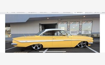 1961 Chevrolet Impala Coupe for sale 101260019