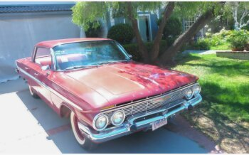 1961 Chevrolet Impala Sedan for sale 101280569