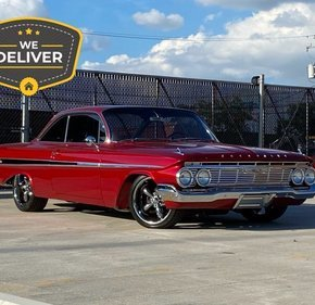 1961 Chevrolet Impala for sale 101352277