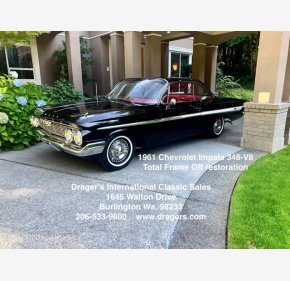 1961 Chevrolet Impala SS for sale 101387110