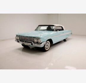 1961 Chevrolet Impala Convertible for sale 101409886
