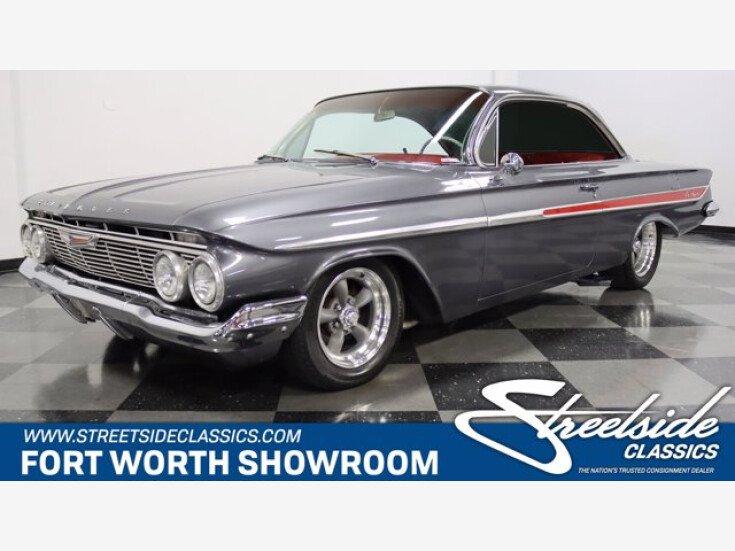 1961 Chevrolet Impala for sale 101563403