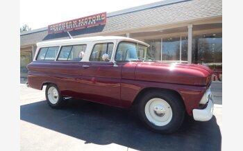 1961 Chevrolet Suburban for sale 101325768