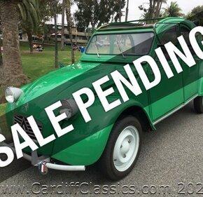 1961 Citroen 2CV for sale 101371315
