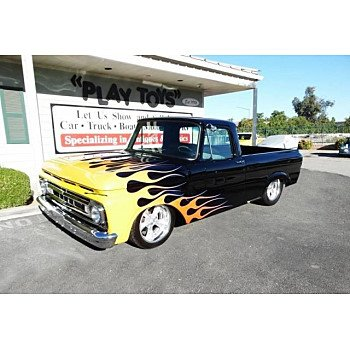 1961 Ford F100 for sale 101086749