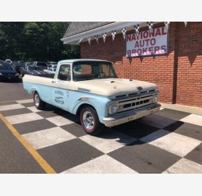 1961 Ford F100 for sale 101059294