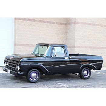 1961 Ford F100 for sale 101096301