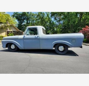1961 Ford F100 for sale 101199125