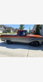 1961 Ford F100 2WD Regular Cab for sale 101400775
