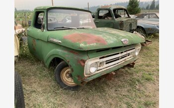 1961 Ford F100 for sale 101608033