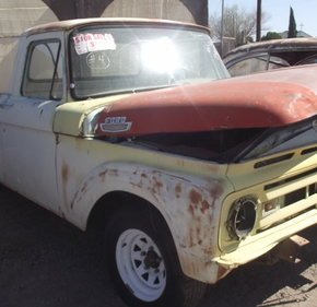 1961 Ford F100 for sale 101368281