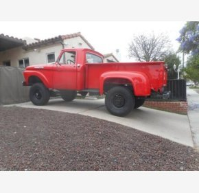 1961 Ford F250 for sale 101102993