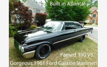 1961 Ford Galaxie for sale 101392182