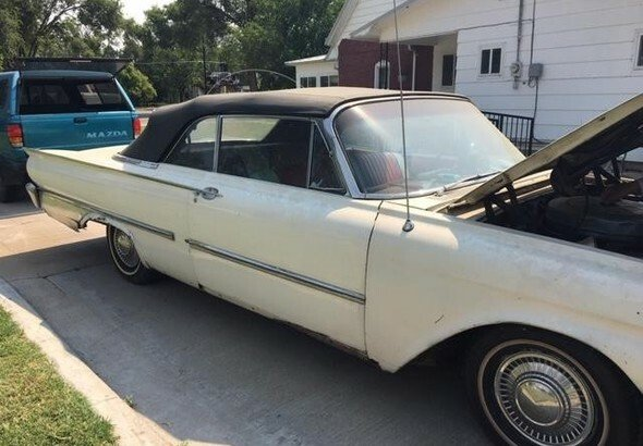 1961 Ford Galaxie Classics For Sale Classics On Autotrader