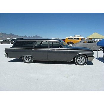 1961 Ford Station Wagon Series for sale 100826007
