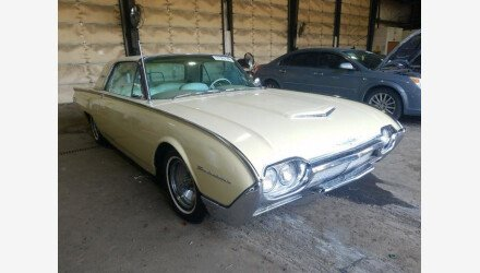1961 Ford Thunderbird for sale 101395631