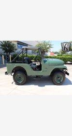 1961 Jeep CJ-5 for sale 101416138