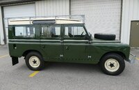 1961 Land Rover Series II for sale 101000640