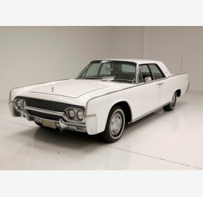1961 Lincoln Continental for sale 101076621