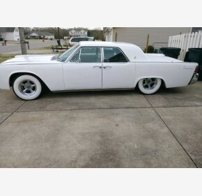 1961 Lincoln Continental for sale 101126064