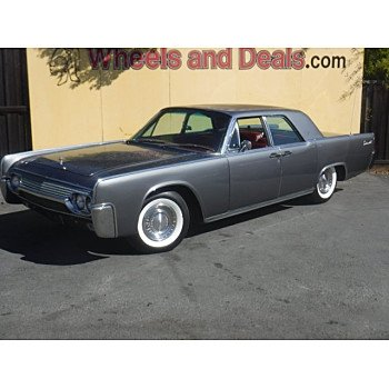 1961 Lincoln Continental for sale 101226506