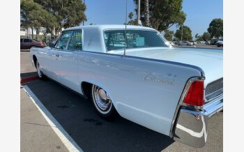 1961 Lincoln Continental Executive for sale 101420704