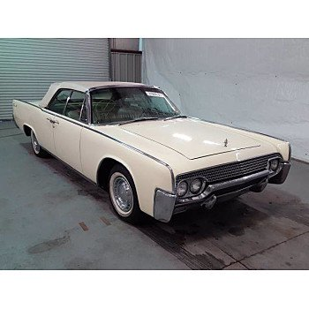 1961 Lincoln Continental for sale 101439360