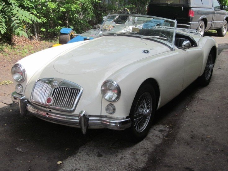 Mg A For Sale >> 1961 Mg Mga For Sale Near Stratford Connecticut 06615 Classics On