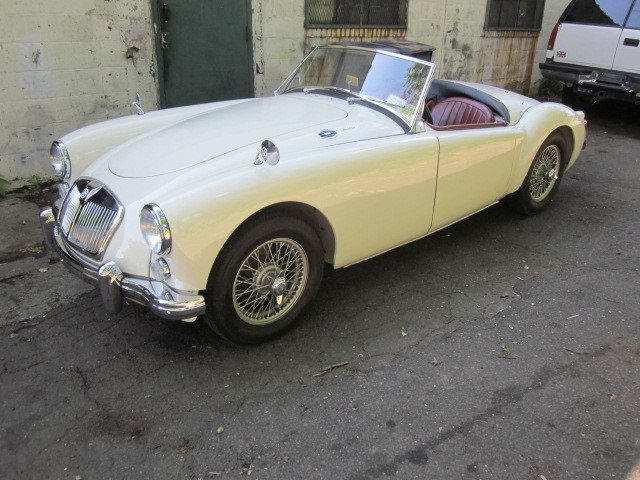 Mg A For Sale >> 1961 Mg Mga Classics For Sale Classics On Autotrader