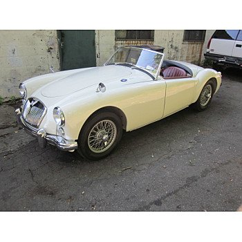 1961 MG MGA for sale 101020640